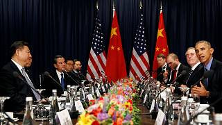 L'ombre de Donald Trump plane sur le sommet de l'APEC