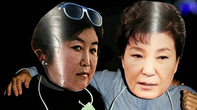 """Presidente da Coreia do Sul é """"cumplice"""" no escândalo de corrupção"""