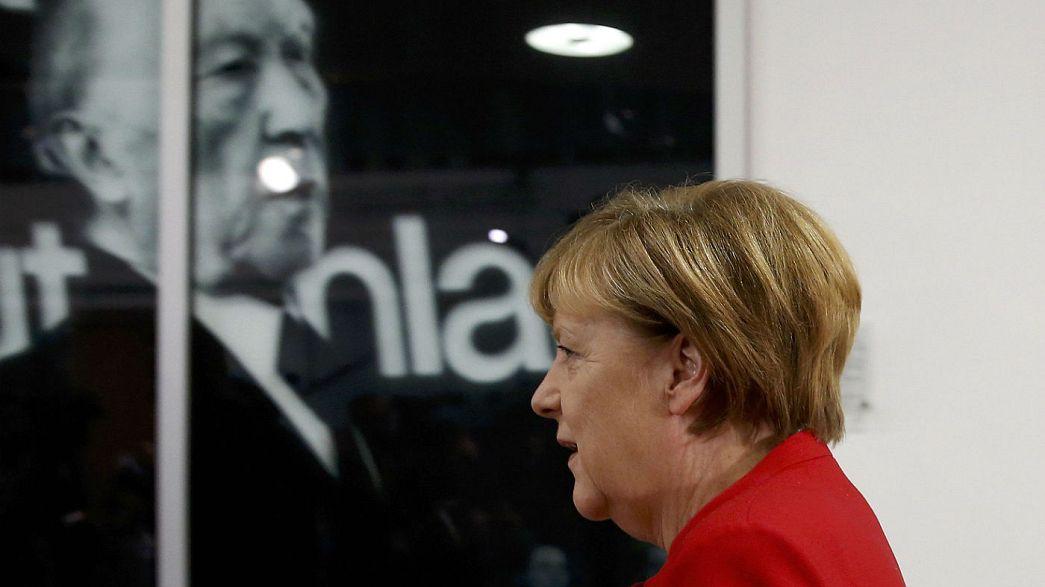 Ангела Меркель хочет быть канцлером Германии в 4-й раз