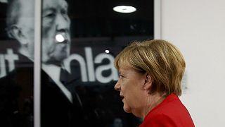 Allemagne : Angela Merkel brigue un nouveau mandat de chancelière
