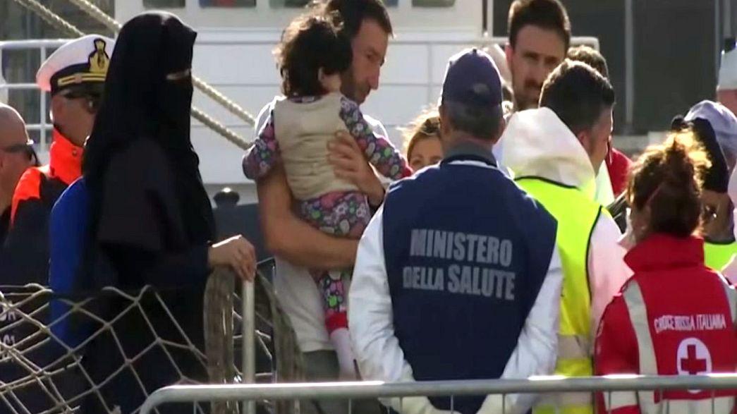 Migrants : nouvelle semaine dramatique en Méditerranée