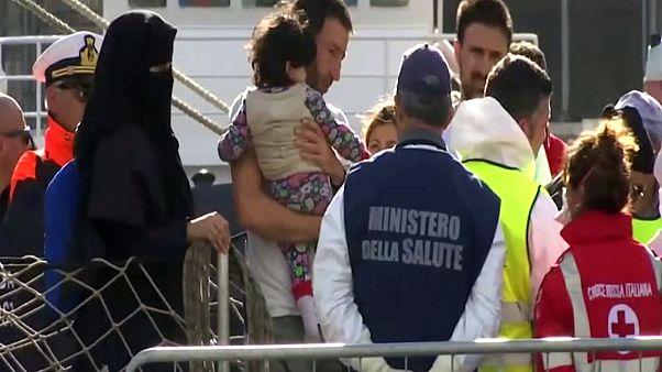 Το καθημερινό δράμα των προσφύγων στη Μεσόγειο