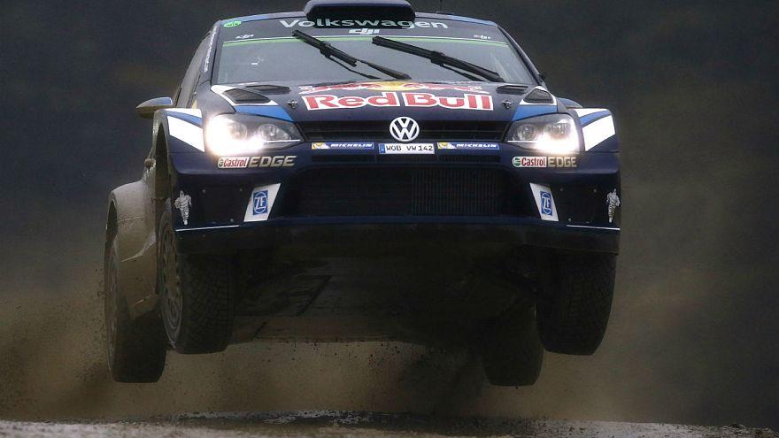 Volkswagen feiert Doppelsieg bei der Rallye Australia