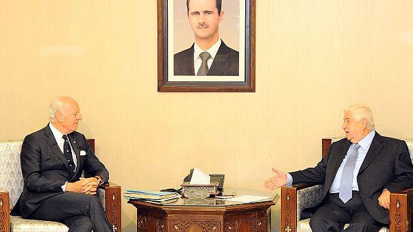 Damasco rechaza la propuesta del enviado especial de la ONU para pacificar Alepo
