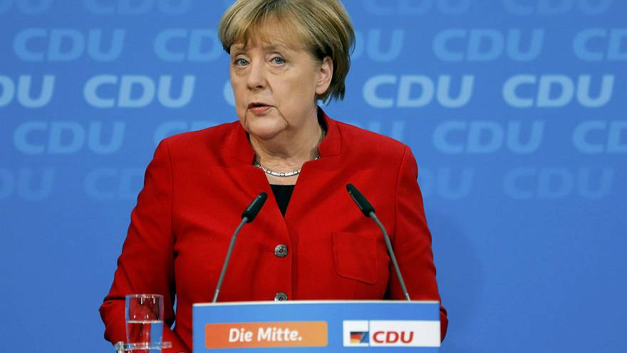 Alemania: Merkel anuncia que bregará por un cuarto mandato