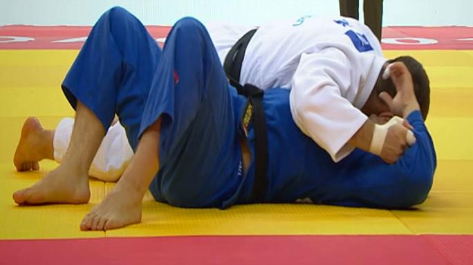 Qingdao Judo Grand Prix signs off in style
