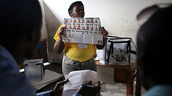 انتخابات ریاست جمهوری هائیتی برگزار شد
