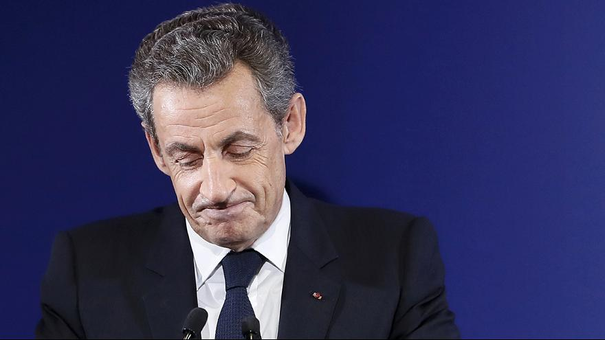 Ex-president Nicolas Sarkozy fails to make second round of Republican Party primary