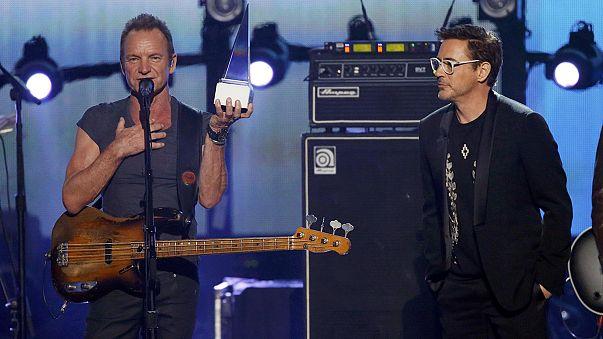 Sting lett American Music Awards életműdíjasa
