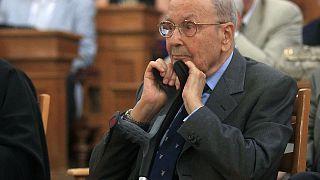 Former Greek president Stephanopoulos dies