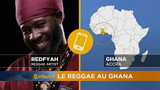 Le reggae au Ghana [The Morning Call]