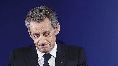 Largement battu à la primaire de la droite, Nicolas Sarkozy se retire de la vie politique