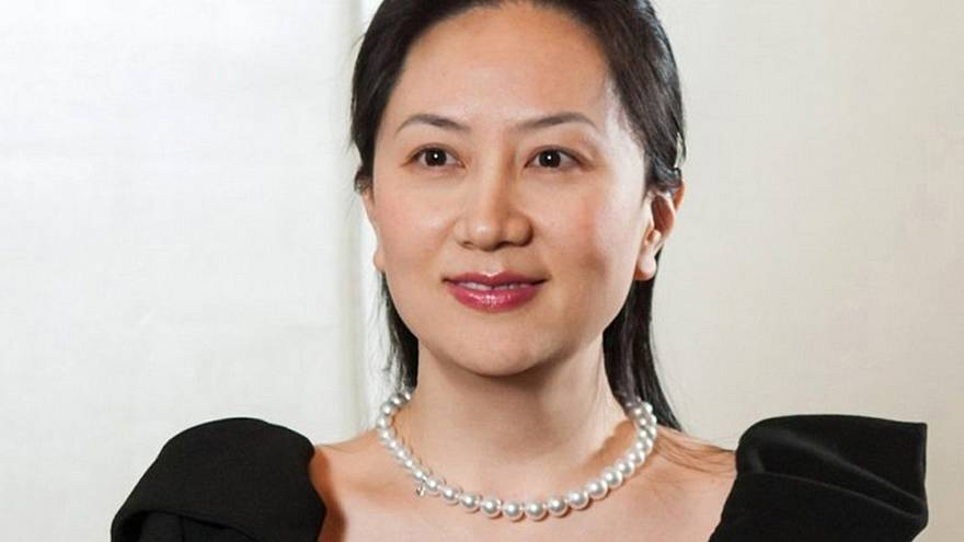 Image: China's furious reaction to the arrest of a top Huawei executive sug