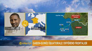 Gabon-Guinée équatoriale: différend frontalier