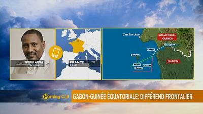 Gabon-Equatorial Guinea border dispute resolution [The Morning Call]