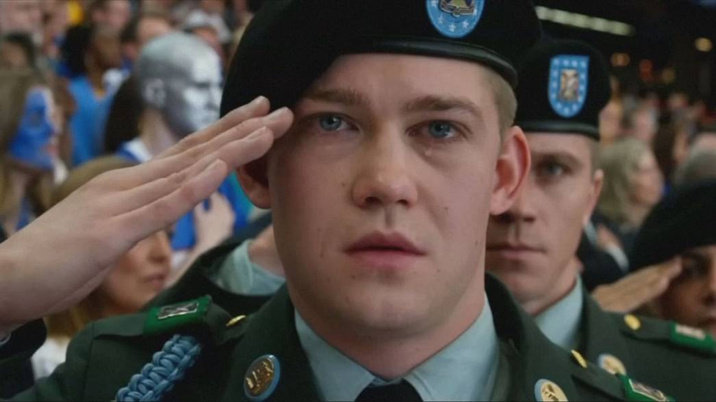 "High-tech ""Billy Lynn's Halftime Walk"" takes early bath at US box office"