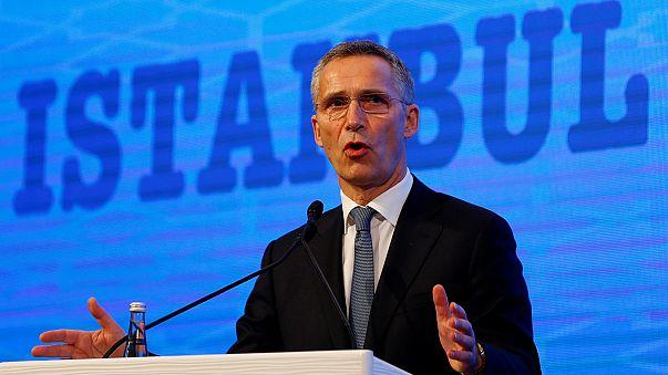 La OTAN pide a sus miembros aumentar su gasto en defensa y ratificar la adhesión de Montenegro