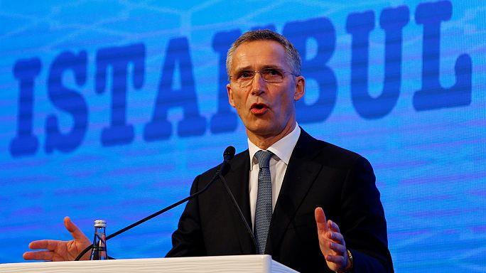 Montenegro felvételének jóváhagyását sürgeti a NATO főtitkár