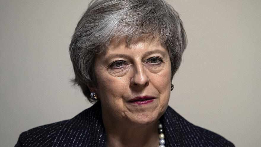 Image: British Prime Minister Theresa May to face no confidence vote
