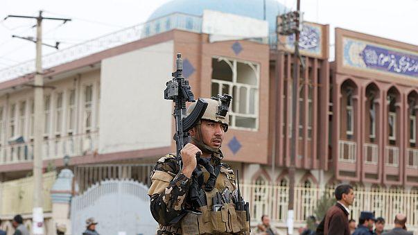 Terrortámadás az afgán fővárosban