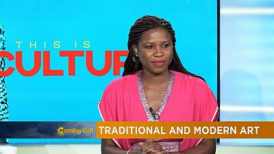 Modern art meets African tradition [Culture on the Morning Call]