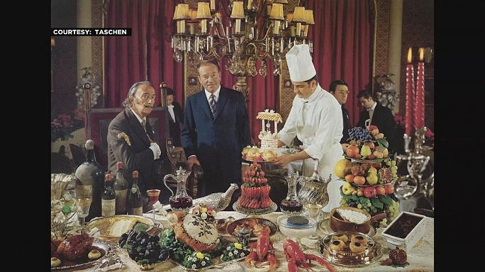 Have a surreal Christmas with recipes by Salvador Dali