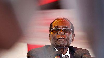 Robert Mugabe annonce sa retraite politique en 2023