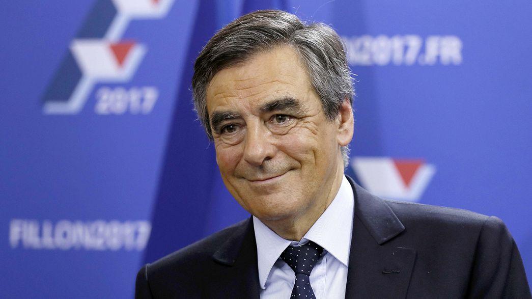 França: Direita francesa coloca François Fillon à frente nas primárias para a presidência