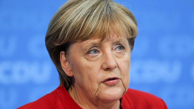 Alman basınının ilk gündem maddesi Merkel'in adaylığı