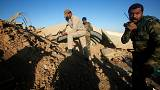 Shia militia in Iraq move to cut off Mosul supply route
