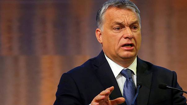 'We won't accept Brussels' diktat' - Hungary's PM reiterates anti-migrant stance