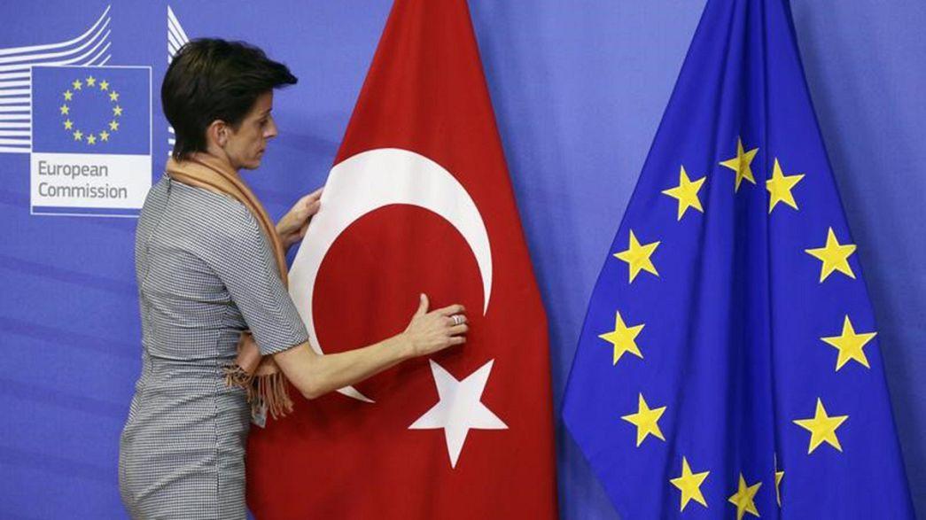 Vers un gel des relations UE-Turquie?