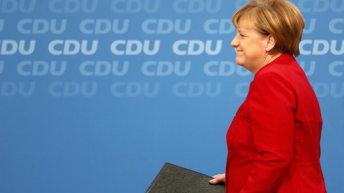 Merkel is 'problematic' - EU politicians react to fourth Chancellor bid