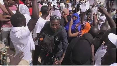 Mauritania anti slavery activists released