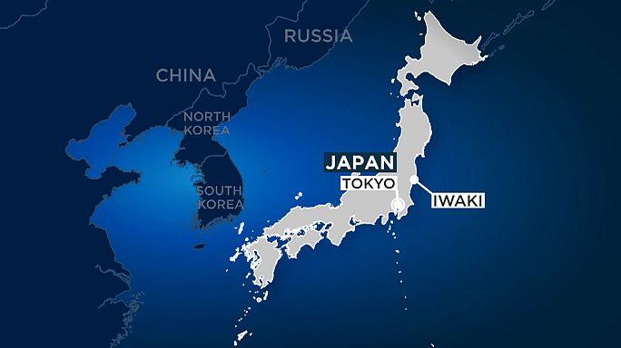 Tsunami warning after powerful earthquake rocks Japan