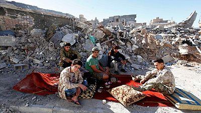 Libya: Sirte offensive six months on