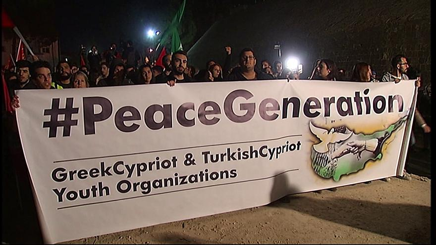 Cyprus calls for peace as unity talks stall