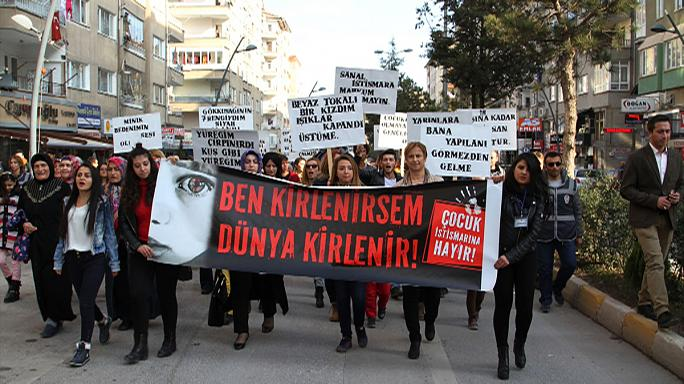 Turkey's AK Party withdraws controversial bill on underage marriage