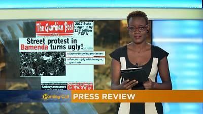 Press Review of November 22, 2016 [The Morning Call]