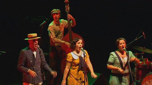 Festival de jazz de Madrid com um toque de swing e de country