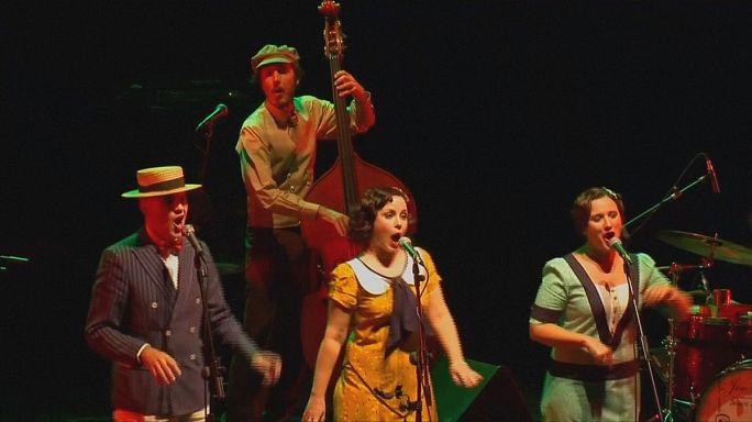 Фестиваль джаза в Мадриде