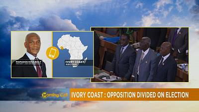 Côte d'Ivoire : l'opposition en rangs dispersés à l'approche des législatives