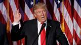 Trump explica en un vídeo algunas de las medidas que aplicará en sus primeros 100 días de gobierno