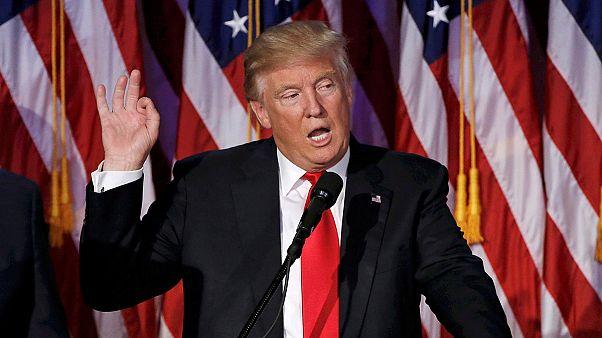 ترامپ درباره اولین اقدامات پس از ورود به کاخ سفید صحبت کرد