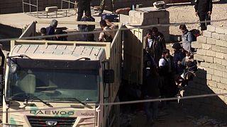 Immagini dei quartieri di Mosul riconquistati dall'esercito iracheno