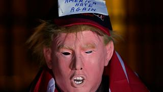 USA: Neonazis feiern Trump mit Hitlergruß