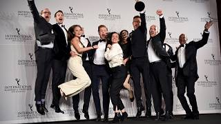 Britain & Germany win big at International Emmy Awards
