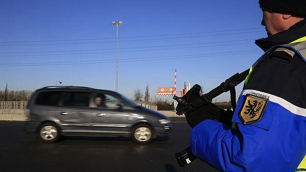 Überfall auf der A1 bei Paris: 5 Mio Euro geklaut