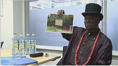 Nigéria : le roi qui s'oppose à Shell
