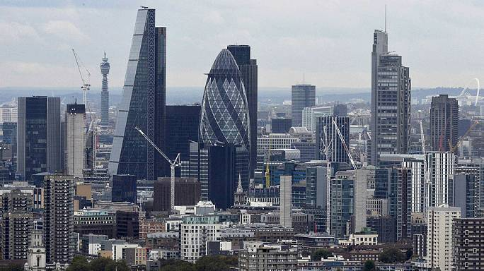 UK borrowing falls unexpectedly but debt remains high